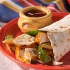 File:BBQ Chicken Wrap Sandwiches.jpg