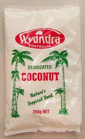 File:Dessicated coconut.jpg