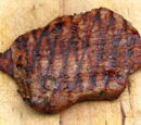 Beer-barbecued Flank Steak