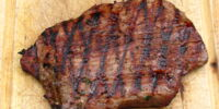 Beer-barbecued Flank Steak