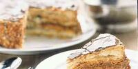 Chilean Cakes with Nuts