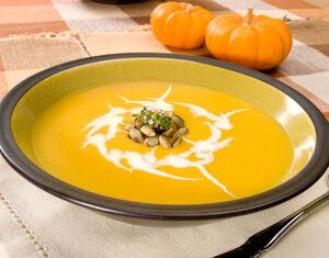 Pumpkin+soup