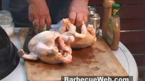 Barbecue Chicken BBQ Recipe