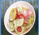 Pipino Salad