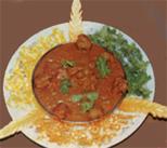 Mutton Dhansaagh