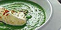Grøn Løgsuppe
