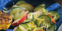 Zucchini Apple Sauté