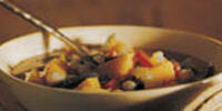 Mexican Butternut Squash Soup