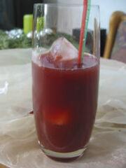 Cocktail black surprise