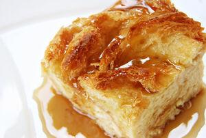 Croissantpudding