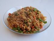 Vegetable Fried Rice 2