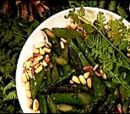 Asparagus cooked like Fern