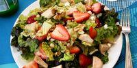Strawberry-Chicken Salad II