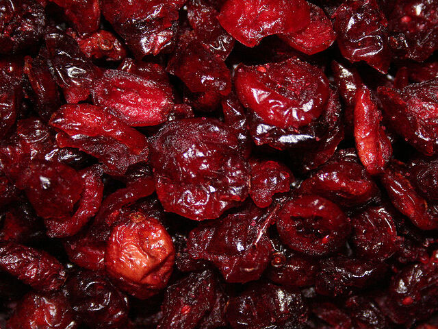 File:Dried cranberries.jpg