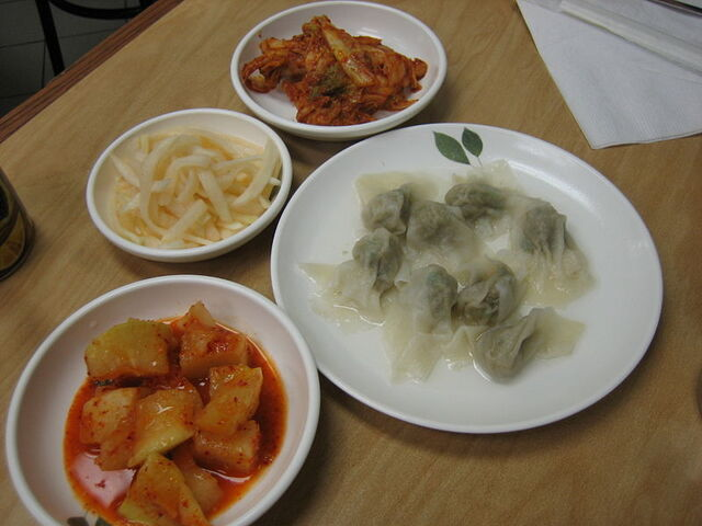 File:800px-Korean cuisine-Mandu and kimchi-01.jpg