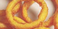Guinness-battered Onion Rings