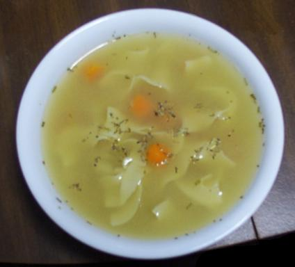 File:Bowl of chicken soup.jpg