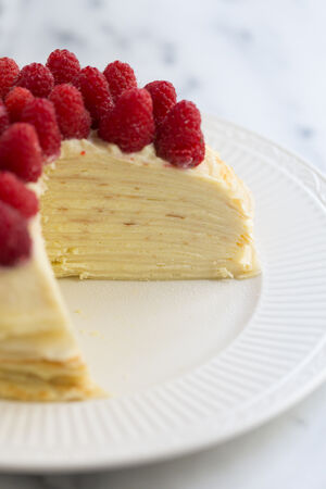 Vanilla-Crepe-Cake-6