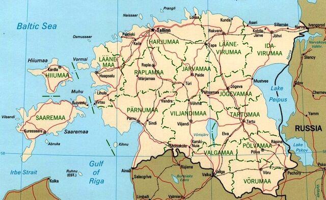 File:Map of Estonia.jpg