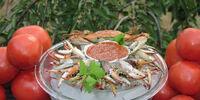 Claw crabmeat