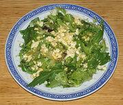 Salade cote cap verte