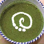Spinach - Watercress Soup