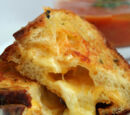 Grilled 4-cheese Sandwiches