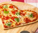 Cupid's Arrow Pizza