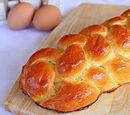 Braided Challah Bread