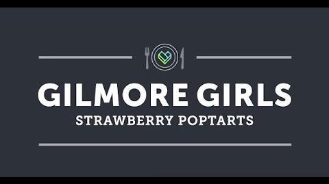 Gilmore Girls Strawberry Pop-Tarts Recipe