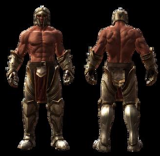 KOFAR - Helius Armor Set