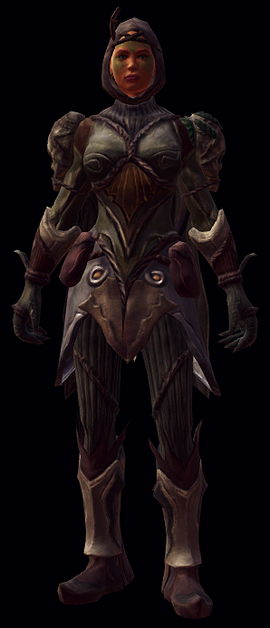 Sorrow Armor Set Fem