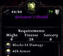 Orieator's Shield