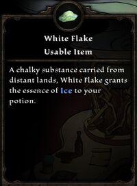 White Flake