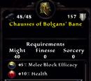 Chausses of Bolgans' Bane