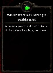 Masterwarriorsstrength