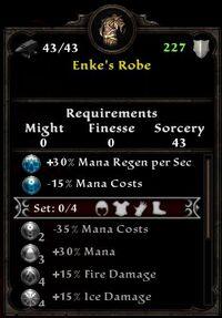 Enke's Robe
