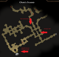 Centurion key path