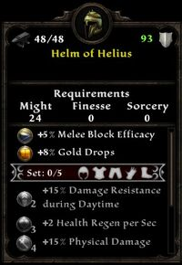 Helm of Helius