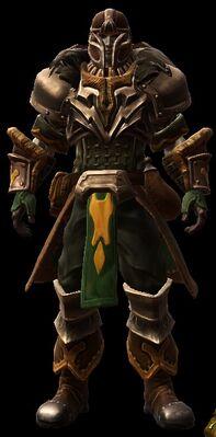 Magnon's Armor Set