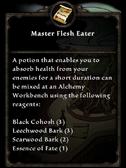 Master Flesh Eater