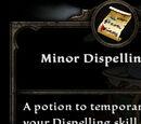 Minor Dispelling Boost