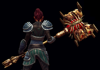 Legacy's End Model Reverse
