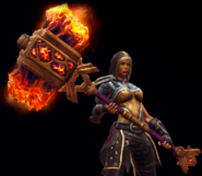 Heart of Ember Model