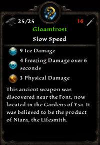 Gloamfrost