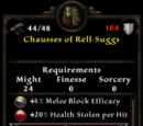 Chausses of Rell-Suggs