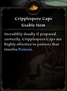 Cripplespore Caps