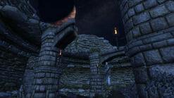 Bit of Old Structure, Denrau's Hangout