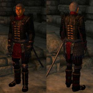 Blademaster Armor