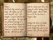 Tattered Journal Page 1-2